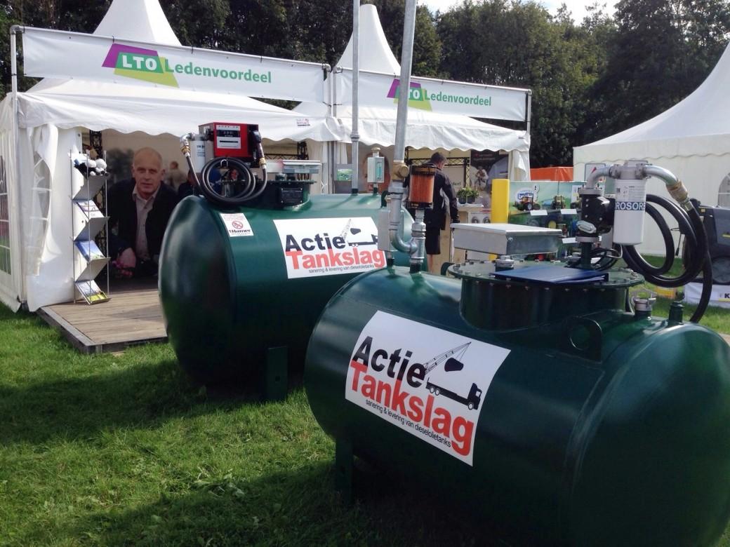 Beursactie: Actie Tankslag op de ATH