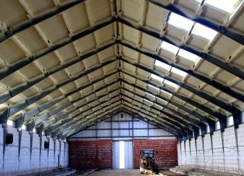 Vijf isolatietips bij het bouwen van een nieuwe stal