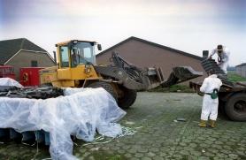 'Nog 9 jaar om asbest te verwijderen'