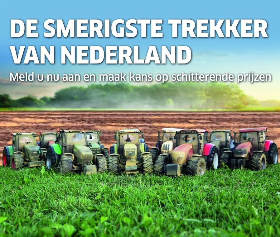 Gezocht: de smerigste trekker van Nederland