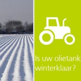 Diesel in de winterperiode