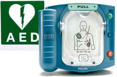 AED - Defibrillator Image