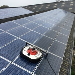 Hoe vervuilde zonnepanelen leiden tot opbrengstverlies