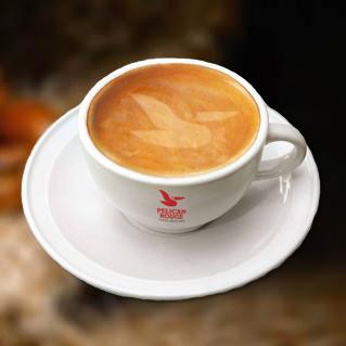 Snelle bak koffie tegen een scherpe prijs