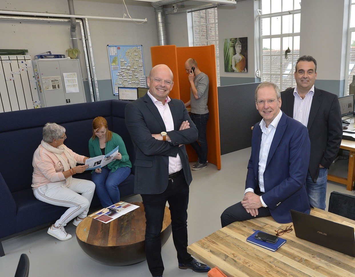 Oisterwijk Collin Crowdfund