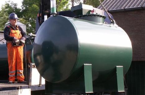 Actie Tankslag Image