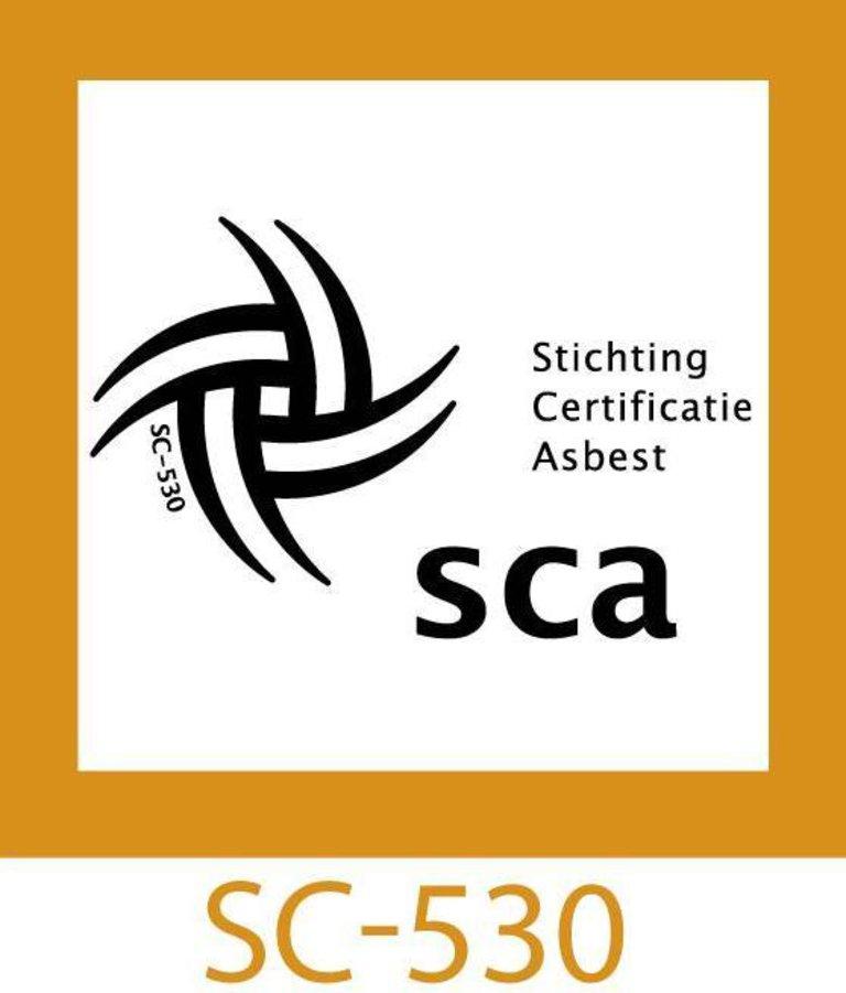 SC 530 certificaat