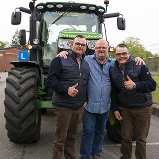 'Tractor Academie is er voor iedereen'