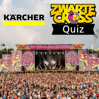Kärcher Zwarte Cross Quiz – Win kaarten!