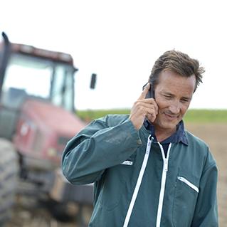 Boeren en tuinders voordeliger uit door samenwerking Telfort Zakelijk