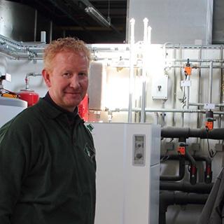 Met warmte energie besparen