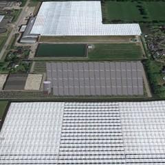 Zonnecollectoren in de glastuinbouw?