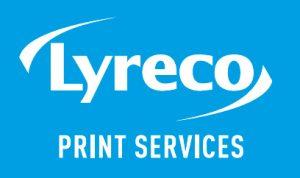 Lyreco Printing Service Logo
