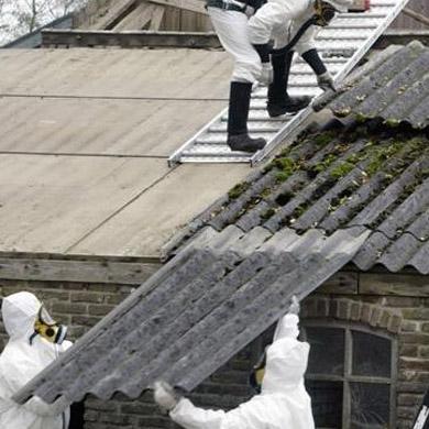 'Subsidie asbestsanering omhoog naar 23 miljoen euro'