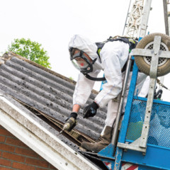 Gratis advies over sanering asbest