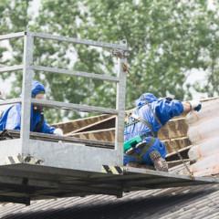 Gratis advies over asbestsanering