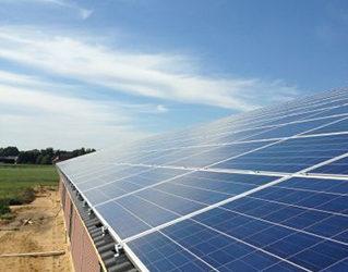 Najaarsronde SDE+ subsidie voor zonnepanelen
