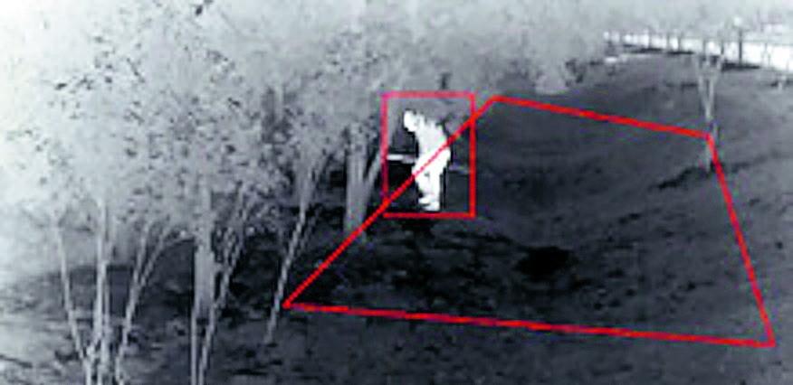 Uitbreiding met thermische camera's