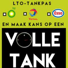 Win een volle tank