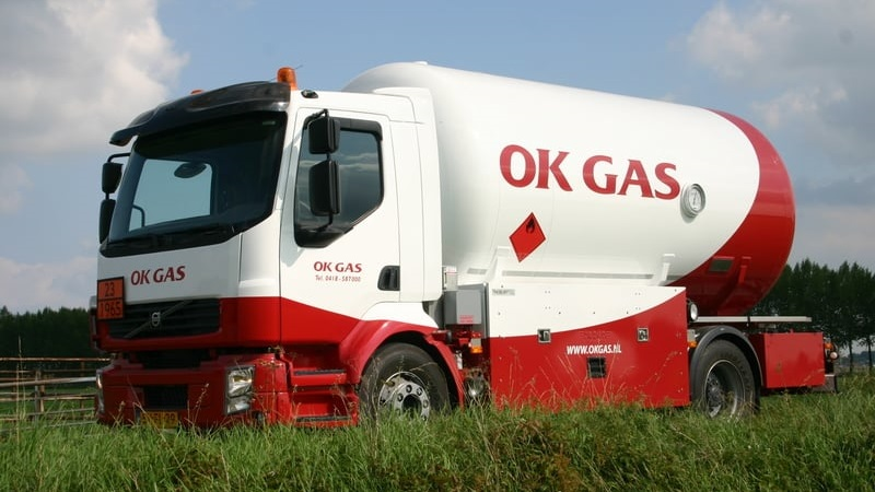 Met OK Gas zit je nooit zonder