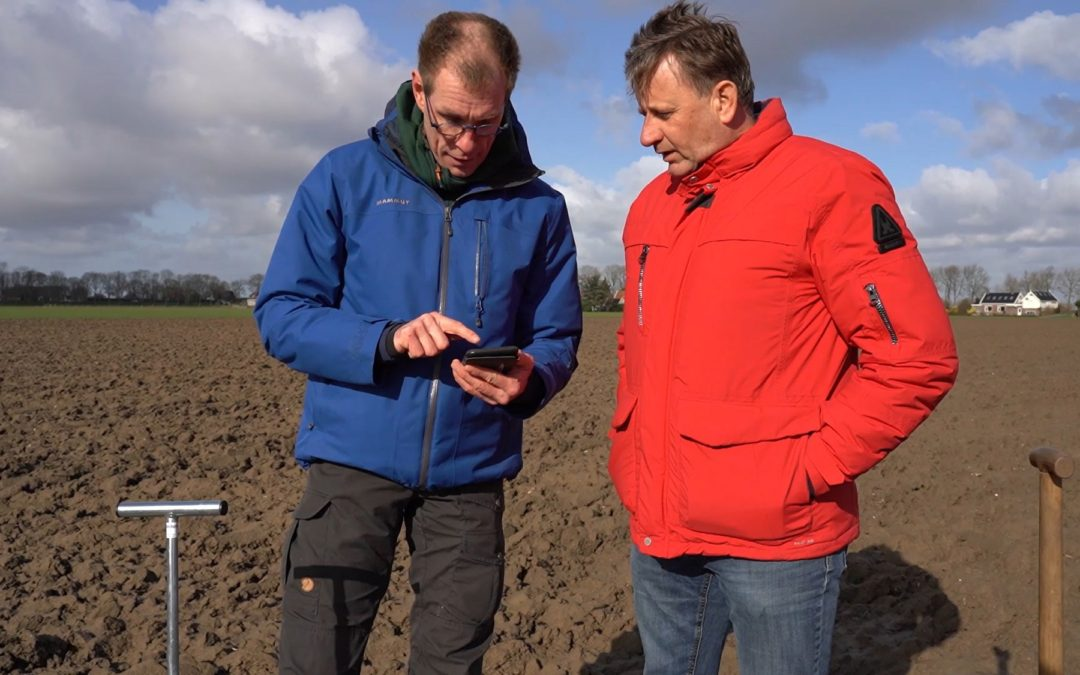Nieuwe App maakt smartfarming makkelijk