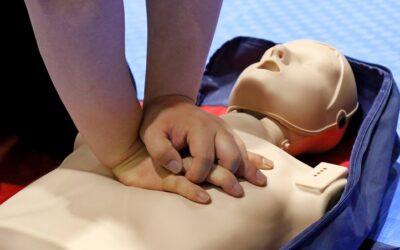 Een AED kan ook uw leven redden