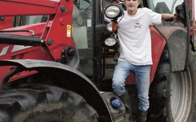 Trekkerrijbewijs halen om meer te kunnen helpen op de boerderij